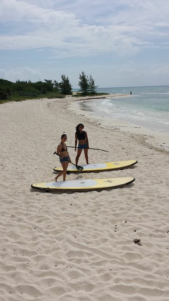 beach stand up paddle